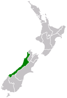 Position of West Coast