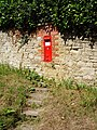 Postbox, Whittytree - geograph.org.uk - 234606.jpg