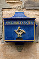 Postbriefkasten, Wanfried, Deutschland IMGL0333 edit.jpg
