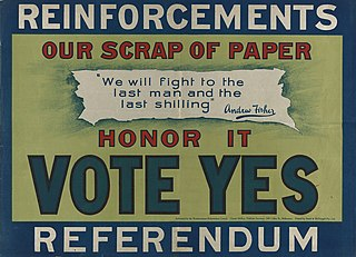 1917 Australian conscription referendum