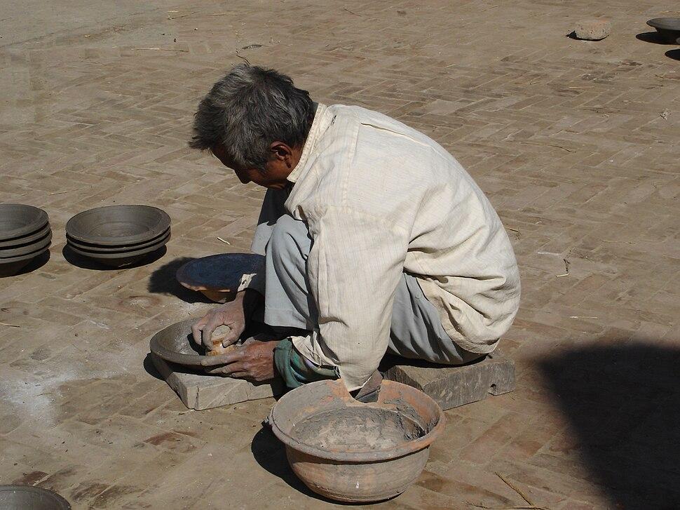 Pottery kathmandu