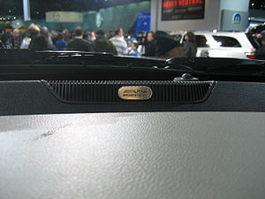 Alpine Electronics - 2011 Power Wagon center speaker