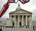 Préparation hommage Aimé Césaire Panthéon.jpg
