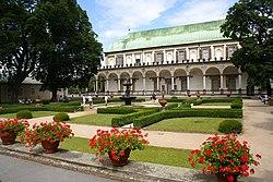Pražský hrad, Letohrádek královny Anny 02.jpg