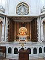 Prabhupada samadhi in Mayapur14.JPG