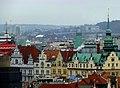 Prag - Blick vom Altstädter Rathausturm - Zobrazit od Starého věže radnice - panoramio.jpg