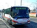 Praha, Modřany, Autobus SOR 12BN.JPG