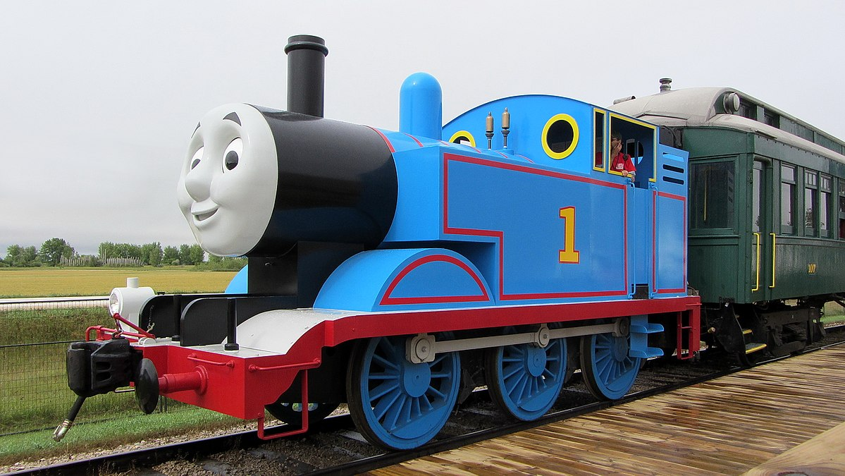Image Result For Salty The Train