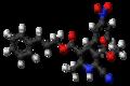 Pranidipine molecule ball.png