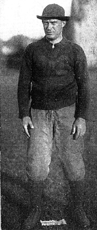 Prentiss Douglass - Assistant coach in 1916