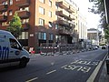 Preparation for The Barclays Cycle Hire London - geograph.org.uk - 1955094.jpg