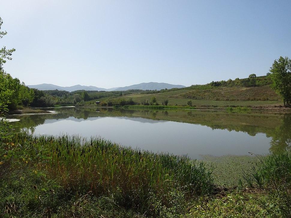 Presečinsko jezero, okolina Leskovca, a02
