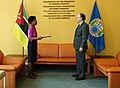 Presentation of Letters of Credentials Mozambique OPCW (47568789782).jpg