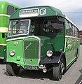 Preserved Aldershot & District bus 178 (HOU 904) 1950 Dennis Lancet J10 Strachan.jpg