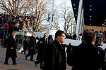 President Obama waves to the crowd in 57th Presidential Inaugural Parade 130121-Z-QU230-196.jpg