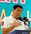 President Rodrigo Roa Duterte in Davao City 3.jpg