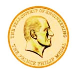 Prince Philip Medal Royal Academy of Engineering award