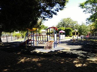 Black Forest, South Australia - Princess Margaret Playground