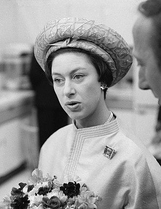 Princess Margaret, Countess of Snowdon - Princess Margaret in 1965