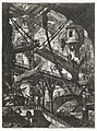 Print, The Drawbridge, plate VII from the series Carceri d'Invenzione, 1745 (printed later) (CH 18425245-3).jpg