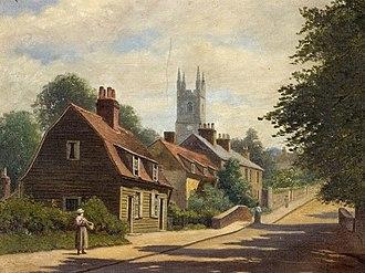 Prittlewell - Prittlewell by Alfred Bennett Bamford