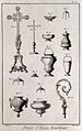Products of pewter industry; toys. Etching by Bénard after L Wellcome V0023625ER.jpg