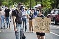 Protest against police violence - Justice for George Floyd (49942109707).jpg