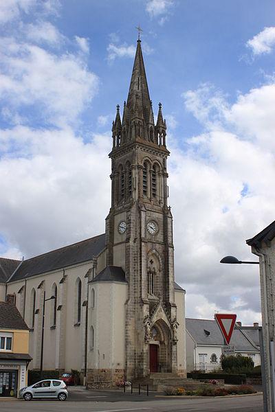 Église Saint-Pierre, Fr-44-Petit-Mars.