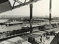 Public on Bridge and Water Pageant - Sydney Harbour Bridge opening (8413474124).jpg
