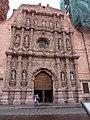 Puerta Principal Catedral Basílica de Zacatecas.JPG