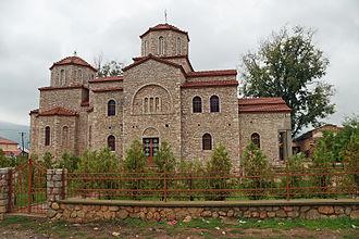 Pustec - Church in Pustec