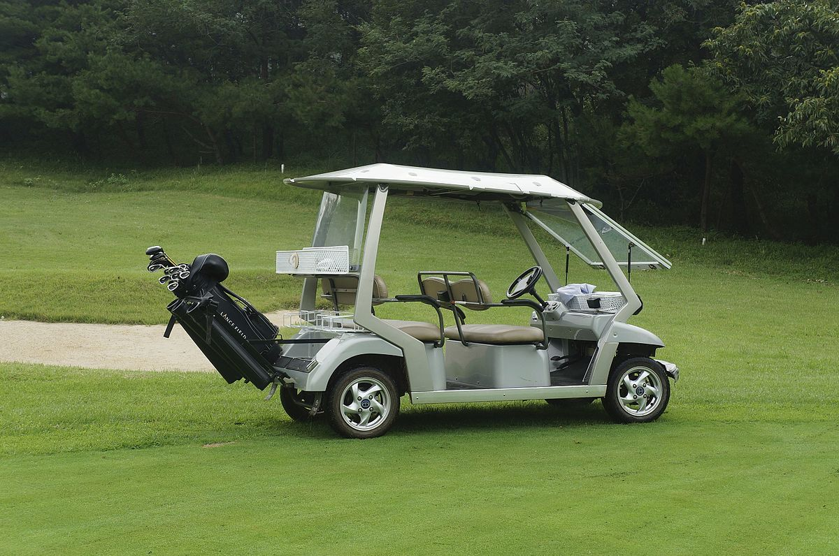 Rolls Royce Golf Cart >> Golf cart - Wikipedia