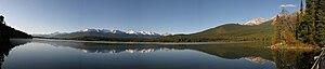 Pyramid Lake (Alberta) - Pyramid Lake