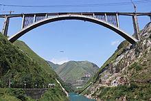 北盘江特大桥