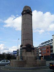Quack-monument