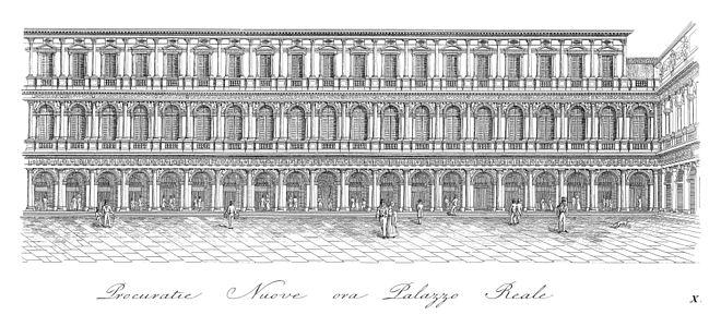 Quadri-Moretti, Piazza San Marco (1831), 10.jpg