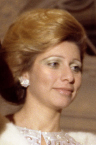 Alia Al-Hussein - Image: Queen Alia of Jordan