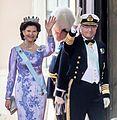 Queen Silvia and Carl XVI Gustaf of Sweden in 2015.jpg