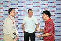 Qunar's founder Fritz Demopoulos + Franck Nazikian + Wukong's founder Nick Yang.JPG