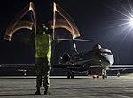 RAF Sentinal R1 aircraft at RAF Akrotiri MOD 45165222.jpg