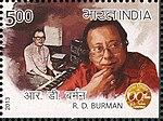 RD Burman 2013 stamp of India.jpg