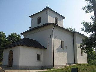 Podgoria Copou Monastery