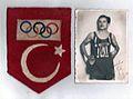 Raşit Öztaş and his medals.jpg