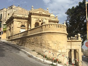 Casino Notabile - The Casino Notabile after restoration