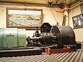 Radevormwald Dahlerau - Wülfingmuseum - Dampfturbine 05 ies.jpg