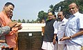 Radha Mohan Singh inaugurating the Centenary Coconut Park, on the occasion of completion of centenary year of IRAR- Central Plantation Crops Research Institute (CPCRI), at Kasargod, Kerala.jpg