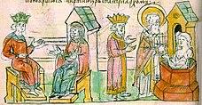 Radzivill Olga in Konstantinopol