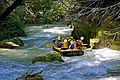 Rafting alla cascata delle Marmore.JPG