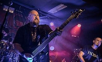 Rage (German band) - Image: Rage Oefenbunker 2015 21