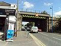 Rail bridge, Queensferry 2.JPG